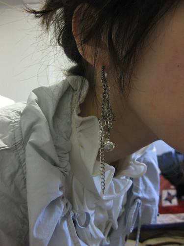 Earring, DIY