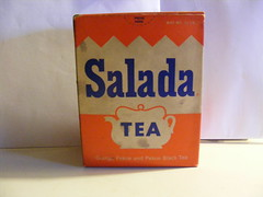 Salada Tea Box (slade1955) Tags: tea teabags saladatea oldfoodproducts
