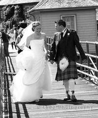 Luss Pier, wedding (1500photography) Tags: lusspier weddingphotographyscotland weddinglochlomond