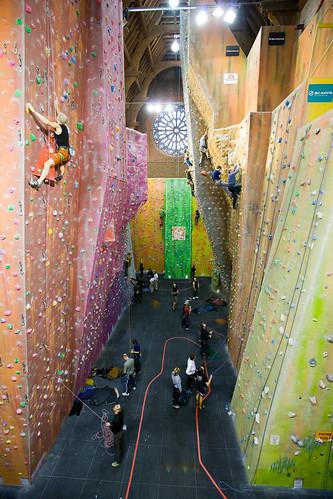 Manchester Climbing Centre