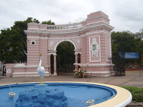 Entrada Centenario