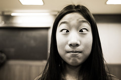 Cross (DSLR_MANIA) Tags: girl children eos kid crosseye crosseyed funny child korea ef1635mmf28lusm korean seoul southkorea 11yearold canonef1635mmf28lisusm canonef1635mmf28l eos1dmark3 canon1dmark3 dslrmania canon1deos1d