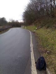 Auffahrt Burscheid A1