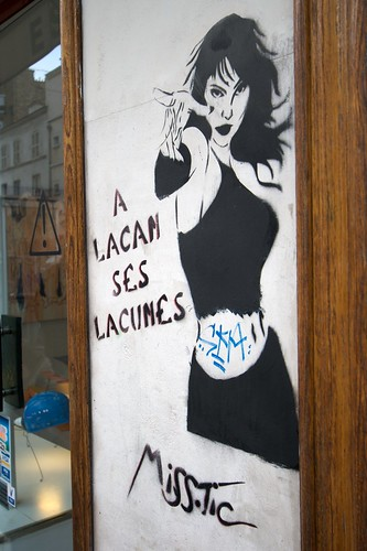 Misstic in Montmartre