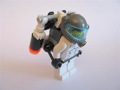 table scrap jet pack (lego addict) Tags: flying lego scifi jetpack