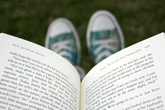 Today is where your book begins (Crazy Princess) Tags: park me stars reading book all explore story converse novel chucks explored crazyprincess