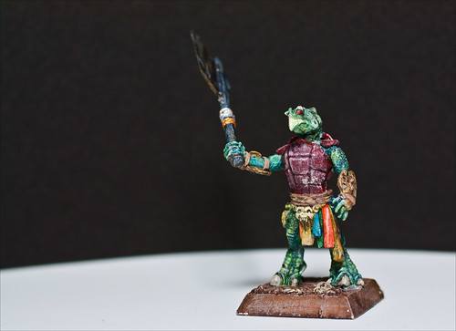 Dragonborn Barbarian