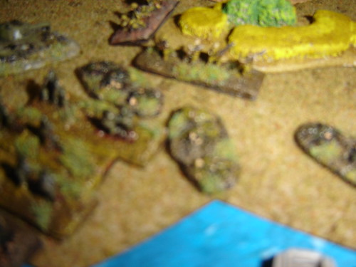 Japanese counter attack on Orange3