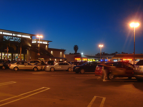 Grocery Store Dusk