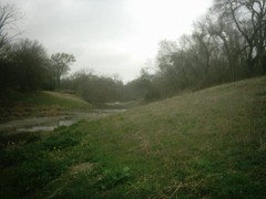 Duck Creek February 2009 (gurdonark) Tags: creek duck texas hill north garland