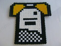 WLC Clours in Hama Beads