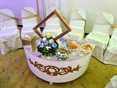 Confectionery table @ al Najd Banquet Hall (Seteen Palace Hotel) Tags: riyadh picnik seteenpalacehotel