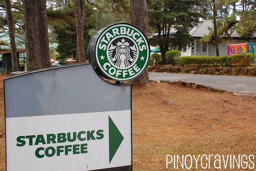Starbucks Camp John Hay Baguio City 2
