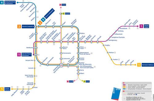 Rencontre metro bruxelles