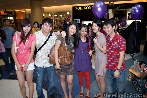 Bloggers at Ribena Event