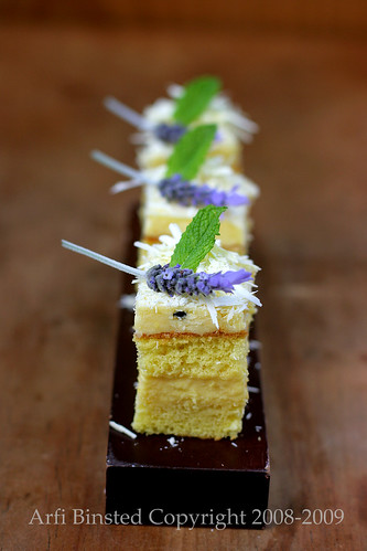 passionfruit mousse cake by ab '09