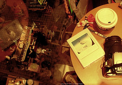 Time with myself. (ShanLuPhoto) Tags: camera travel cafe alone weekend seoul southkorea  tgif  myeongdong  republicofkorea    loolooimage