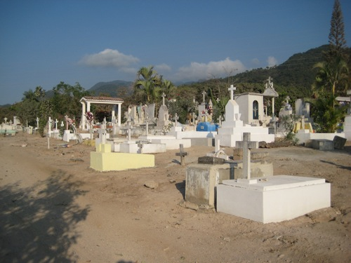 Mexican Cemetary