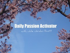 Daily Passion Activator Graphic