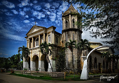 Dauis Church (Reybronx (on and off)) Tags: parish nikon catholic philippines bohol pinas augustinian panglaoisland tagbilarancity dauischurch bolanon recollects