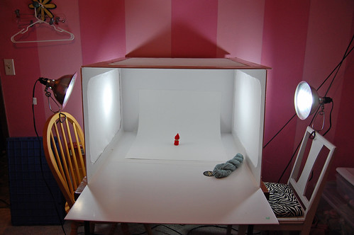 DIY Lightbox 2