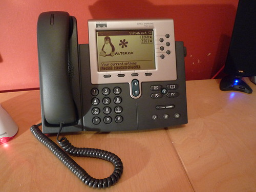 Cisco 7960G IP Phone on Asterisk - SifWiki