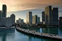Bridge to Mandarin Hotel (Miami)