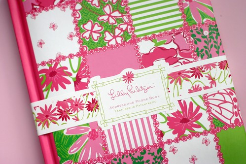 Lilly Address Book by you.