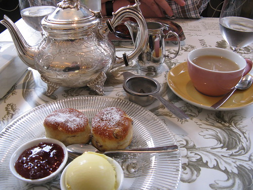 #73 - Cream Tea at The Parlour