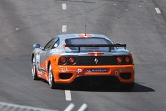 Andrew Barlow Ferrari 360 Challenge (FlashGordon Photography) Tags: south australia adelaide 500 v8 supercars clipsal ferrari360challenge andrewbarlow