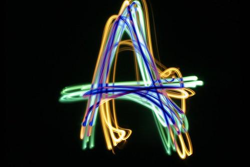 'A' breakthrough