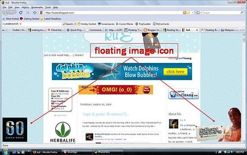 floating image icon by ku E.