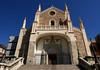 Cathredral (JTContinental) Tags: madrid urban architecture cathedral gothic prado pfosilver jtcontinental