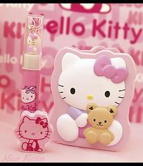 ♥ . . H e l l o . K i t t y . . ♥ (Maryam.Ibrahim) Tags: hello pink love sony kitty