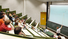 Lecture Hall by uniinnsbruck, on Flickr