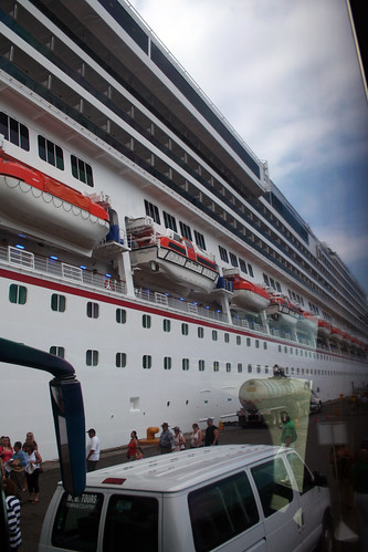 The Ship Goes On and On (Carnival Splendor)