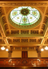 Melbourne Town Hall - Council Chambers