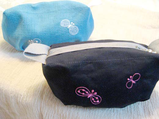 Makeup Bags from mina-perhonen