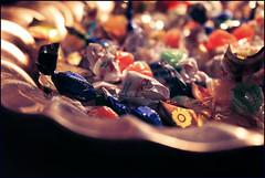 Candy (alba cali) Tags: colors canon eos candy alba cibo caramelle 500d vassoio cali