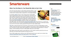 When You Put Data In, You Should Be Able to Get It Out | Smarterware_1248431505888