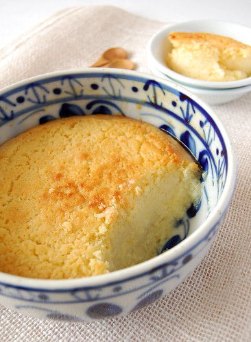 Citrus delicious pudding / Sobremesa cítrica deliciosa