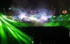Tomorrowland Wallpaper Mainstage Laser Madhouse