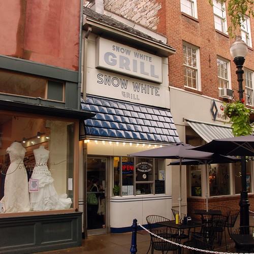 The Chocolate Restaurant Winchester Va