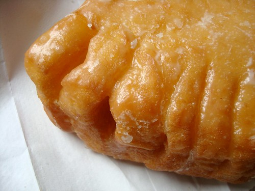 Bear Claw (webbed foot!?) from Chuck's Donuts, Renton
