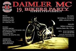 Bikers Party