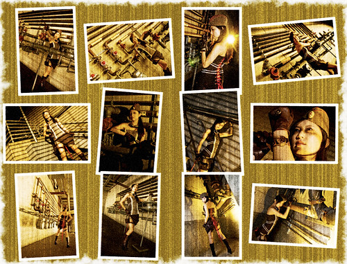 Steampunk Photoshoot Teaser