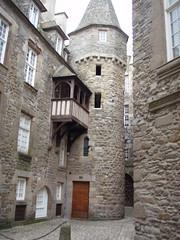 Переулки средневекового Сент. Мало