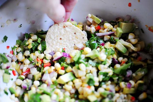 Fresh Corn and Avocado Salsa | The Pioneer Woman Cooks | Ree Drummond