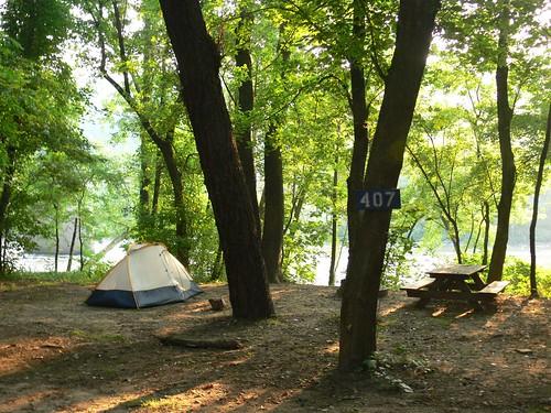 Campsite #407