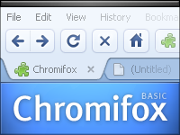 Tema Chromifox Basic